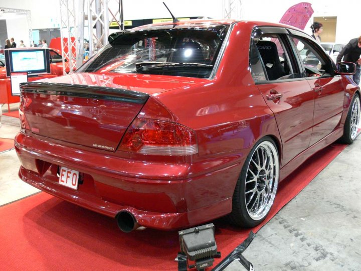 C-Red are now tuning the Mitsubishi Lancer Evolution! | C-Red Tuning (Perth, Western Australia)