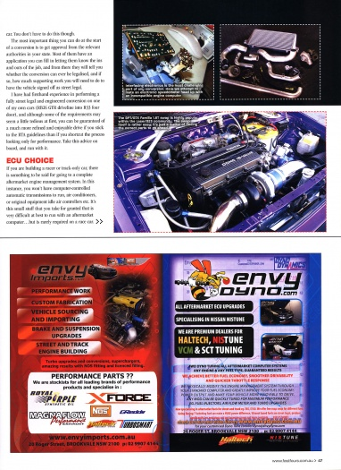 Fast Fours & Rotaries (April 2010) - Page 47