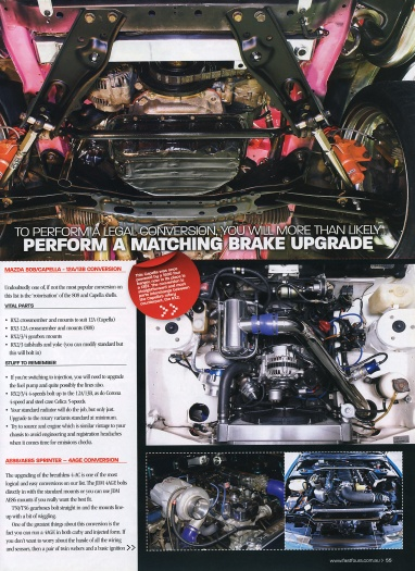 Fast Fours & Rotaries (April 2010) - Page 55