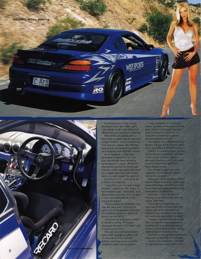 Hot 4's & Performance Cars (Nissan Special) - Pages 8