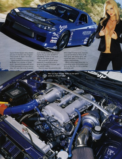 Hot 4's & Performance Cars (Nissan Special) - Pages 9