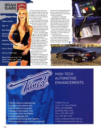 Hot 4's & Performance Cars (Nissan Special) - Page 12
