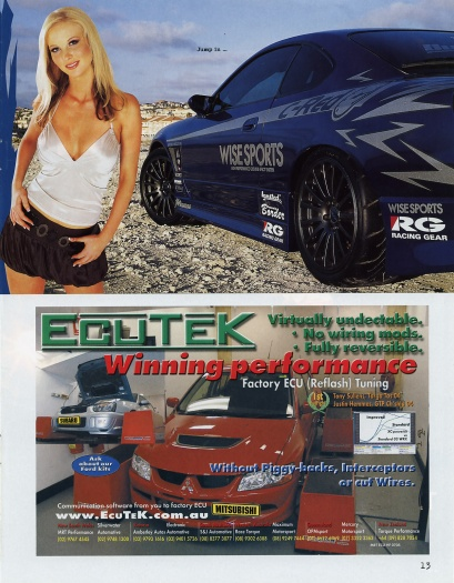 Hot 4's & Performance Cars (Nissan Special) - Page 13