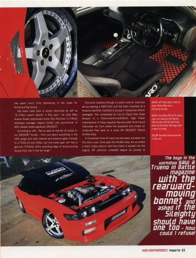 High Performance Imports (#60) - Page 63