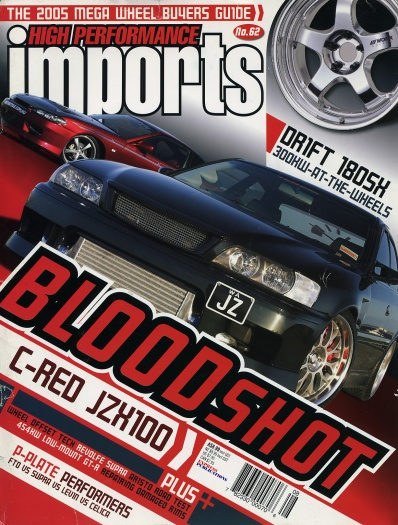 High Performance Imports (#62) - Cover