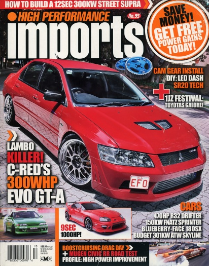 High Performance Imports (#95) - Cover